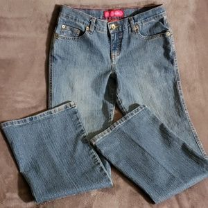 GLO jeans - boot cut - size 5